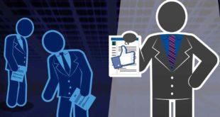 Búsqueda de empleo con Facebook