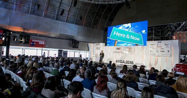 FOA 2018 descubre el futuro de la publicidad