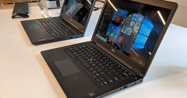 Dell actualiza su gama de portátiles Latitude con procesadores Coffee Lake