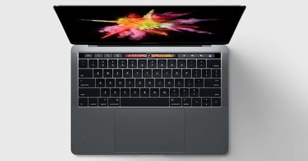 Apple ofrece cambio gratuito de baterías en MacBook Pro de 2016 y 2017