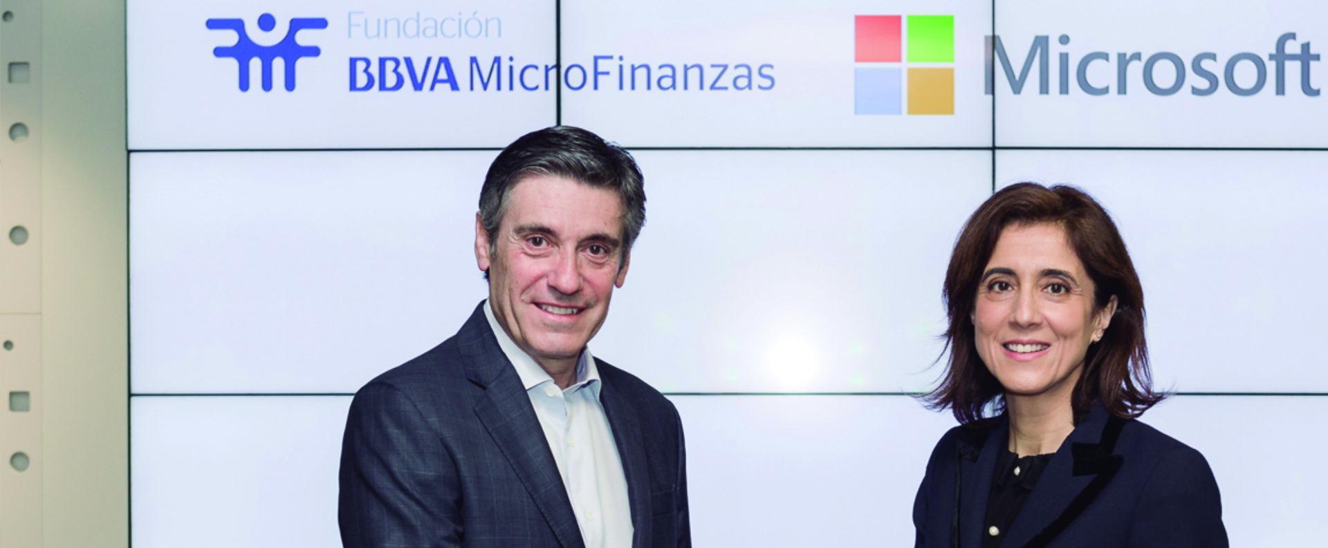 BBVA y Microsoft