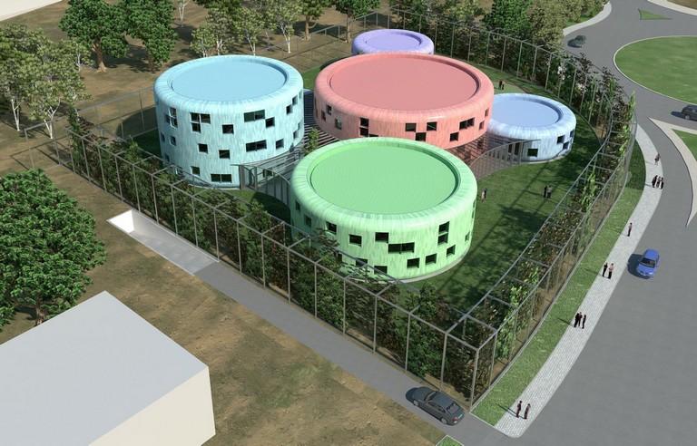 Parque tecnológico en Paterna