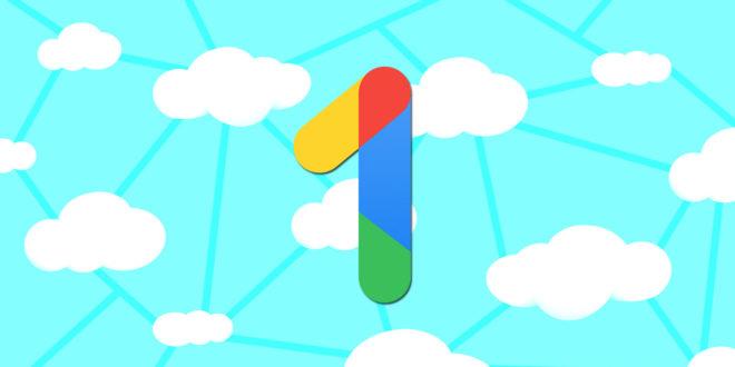 Google One: más nube, más barata