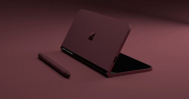 Microsoft Andromeda permitirá hacer llamadas y tomar notas