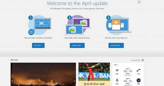 "Microsoft libera actualizaciones para builds ""antiguas"" de Windows 10"