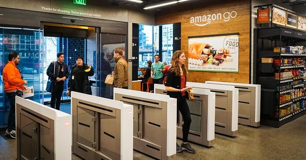 Nueva York se rebela contra Amazon Go