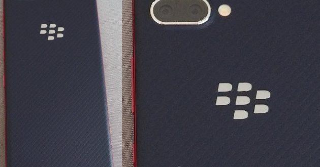"""BlackBerry KEY2 Lite: smartphone """"económico"""" con teclado QWERTY"""