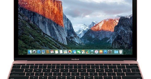 Estos son los procesadores Intel para el MacBook 2018 de 12 pulgadas
