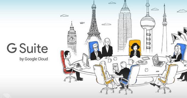 G Suite recibe nuevas características para reforzar la seguridad