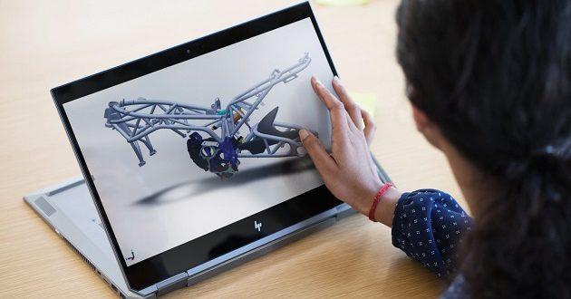 HP actualiza la serie ZBook: CPU Core i9 y gráfica NVIDIA Quadro P2000