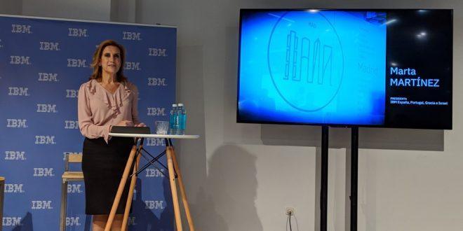 Así es Cloud Garage, el nuevo espacio de innovación de IBM en Madrid