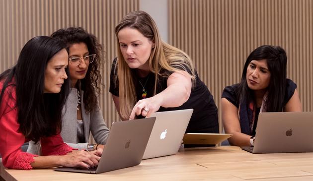 Apple Entrepreneur Camp
