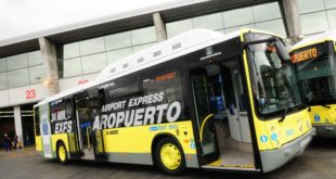 Bus express aeropuerto