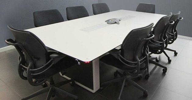 Gesab, salas de reunión de última tecnología