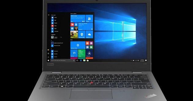 Nuevos Lenovo ThinkPad L390 y L390 Yoga con procesadores Intel Core de última generación