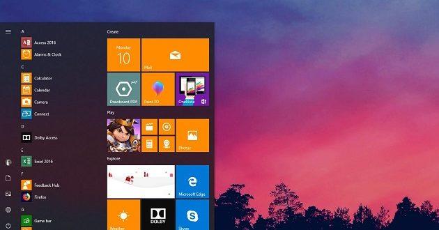 Actualización KB4467682 de Windows 10 rompe el botón de inicio
