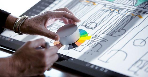 Microsoft ha pensado en sustituir el ratón con el Microsoft Dial