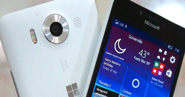 Windows 10 Mobile quedará sin soporte en diciembre de este año
