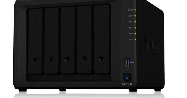 Synology presenta el DiskStation DS1019+, un NAS asequible para pymes