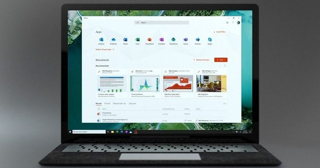 Ya disponible la nueva aplicación de Office gratis para Windows 10