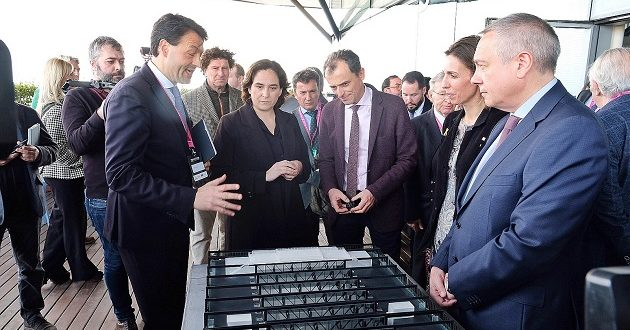 Pedro Duque inaugura en Barcelona la 3D Factory Incubator
