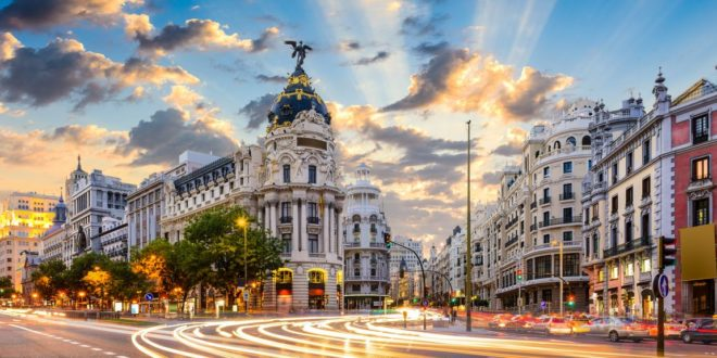 Madrid, capital de la franquicia en abril