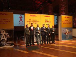 Premio DHL Atlas