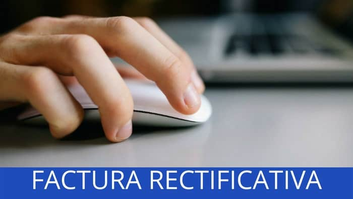 Factura rectificativa