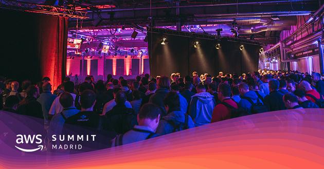 Te invitamos al AWS Summit Madrid 2019, aún no está todo dicho sobre el cloud