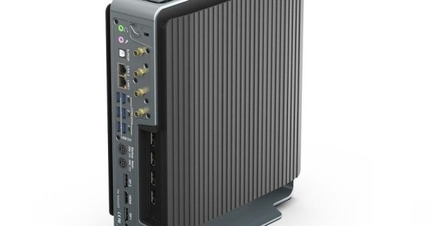 Compulab Airtop3, un PC compacto con Core i9 9900K y disipación pasiva