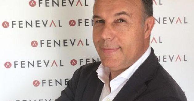 Juan Luis Barahona, nombrado nuevo presidente de FENEVAL