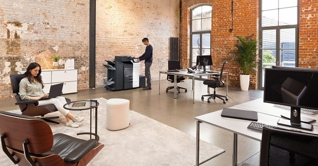 Konica Minolta presenta nuevas impresoras bizhub i-Series