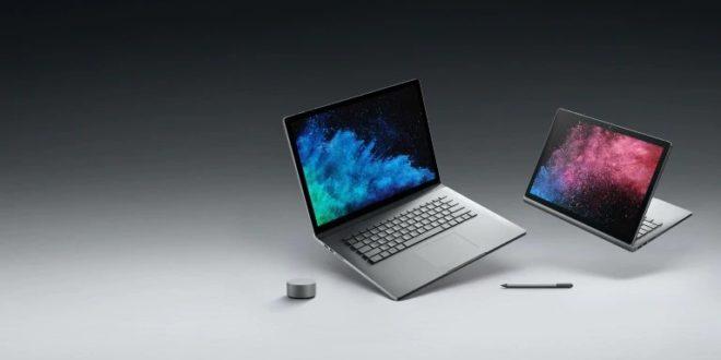 Microsoft baja el precio del Surface Book 2