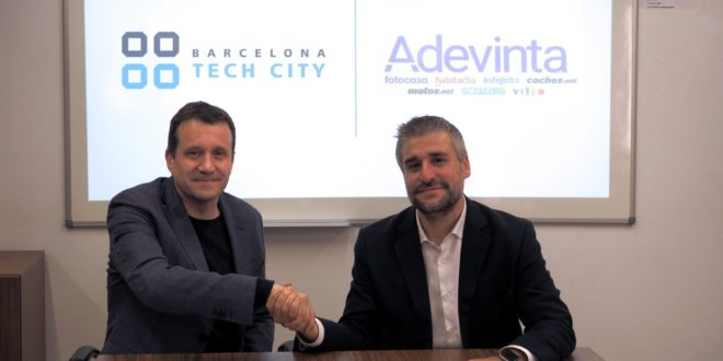 Adevinta se convierte en Global Partner con Barcelona Tech City