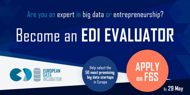 European Data Incubator ofrece un premio de 100.000 euros a las startups que usan Big Data
