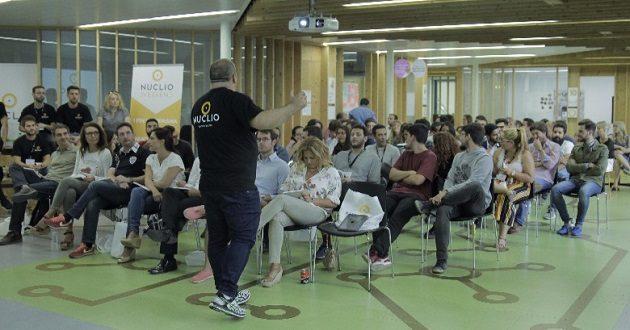 Nuclio Weekend finaliza con una participación de 50 emprendedores