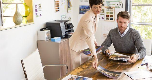 Haz que tu pyme sea más versátil y flexible con HP Instant Ink