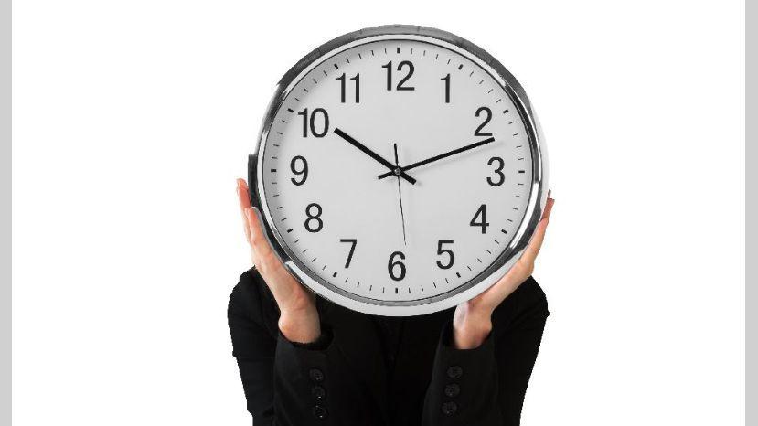 Registro de horas
