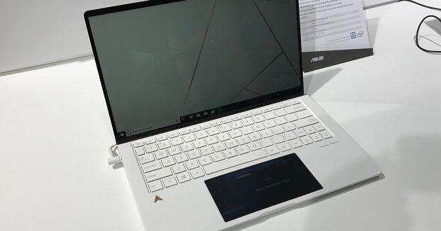 ASUS ZenBook Edition 30, un portátil de diseño con doble pantalla