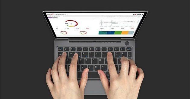 GPD P2 Max, un portátil de pequeño tamaño con Intel Core m3-8100
