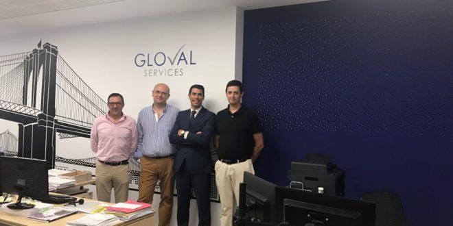 Gloval Services es elegida como la mejor pyme de 2019 en Extremadura