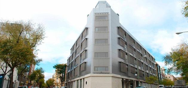 Spaces abre un nuevo edificio de cuatro plantas en Méndez Álvaro (Madrid)