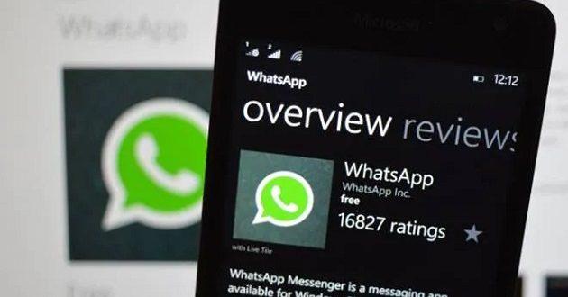 WhatsApp ya tiene fecha de caducidad en Windows Phone