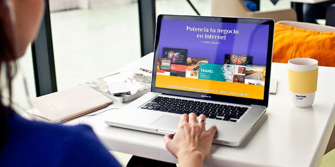 «Potencia tu negocio en internet», con el 50% de descuento por tiempo limitado