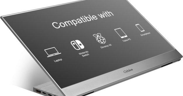 Odake BladeX, un interesante monitor ultraportátil 4K
