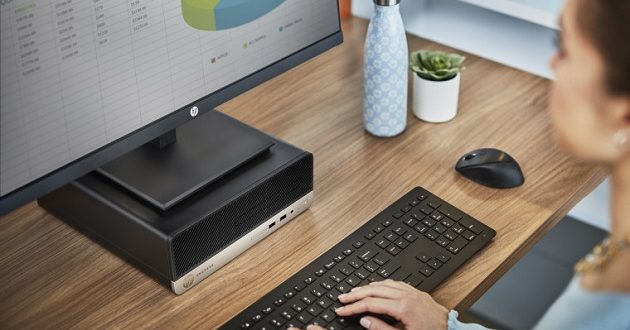 HP renueva su gama de equipos compactos ProDesk con procesadores Core i9