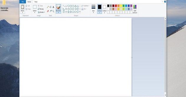 Paint y WordPad pasarán a ser aplicaciones opcionales en Windows 10
