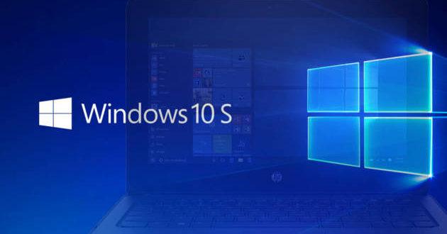 Microsoft abre la puerta a las aplicaciones Win32 en Windows 10 S