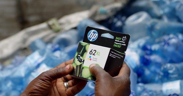 Reduce la huella de carbono de tu pyme con los cartuchos de tinta original HP