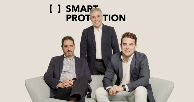 Javier Capilla, Manuel Moregal y Javier Perea